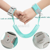 Baby Anti Lost Wrist Link Toddler Kids Harness Leash Wristband Ropes Belt
