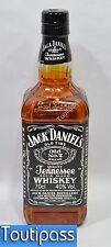 JACK DANIELS WHISKY Bouteille 70 cl factice dummy-bottlle schau-flasche NEUF