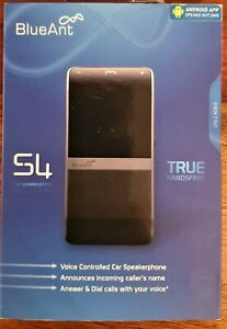 Blue Ant S4 True Hands-free Voice Controlled Bluetooth hands free