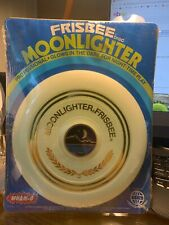 Wham-o Frisbee Pro Professional Moonlighter mint in factory sealed package glow