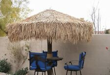 9' Palapa Umbrella Cover Tiki BBQ Mexican Palm Thatch Replacement