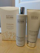 Monat brilliant blonde shampoo and conditioner