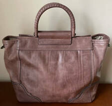 Frye Leather Large Riviana Tote Bag ~ Lilac