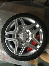 One Seat Mercedes-Benz ML63 AMG Rubber Wheel