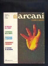 Gli Arcani - L'Uomo e l'Ignoto n.3 marzo 1979 esorcismo paranormale R