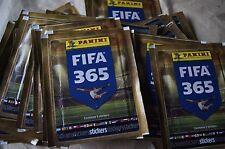 Chile version 2015 Panini FIFA 365 Soccer Sticker Pack x50