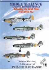 Calcomanías de la Alianza Modelo 1:48 489028 defender el Reich parte 1