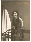 Martha Serak Vintage silver print Tirage argentique 11x16 Circa 1930
