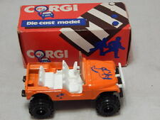 VINTAGE CORGI 4 X 4 JEEP ~ BOXED ~ 1985 ~ 53447
