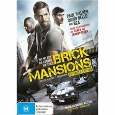 Brick Mansions (DVD, 2014)