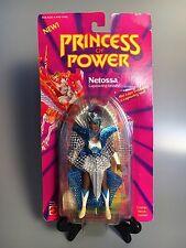 Rare Vintage NETOSSA Action Figure She-Ra Princess of Power 1986 Mattel NRFB