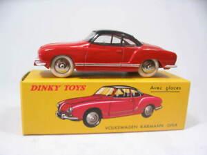 1/43 DINKY TOYS ATLAS 24M VW Volkswagon KARMANN Ghia