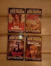 4x John Sinclair Taschenbücher----73 286-73 289