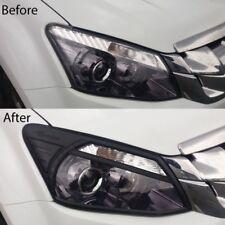 Isuzu Dmax Front Head  Light Surrounds Black Styling Trim