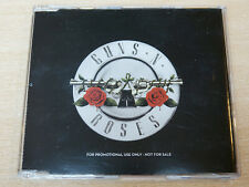 Guns N Roses/Welcome To The Jungle/2004 CD/Promo Album Sampler