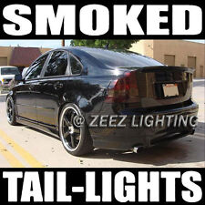 Black-Out Smoke Taillight Tint Smoked Head Fog Tail Light Vinyl Tinted Film C04