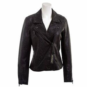 BLANK NYC Women's Vegan Leather Moto Jacket