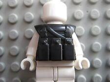 Custom TACTICAL VEST Military SWAT for Lego Minifigures -Black-