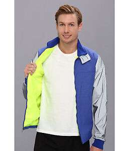 Under Armour Men's Jacket Chess-O-Peake Storm Loose Fit Full Cut Royal Blue XXL