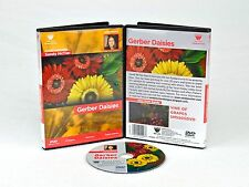 SANDY MCTIER DVD -:GERBER DASIES, GREAT OIL PAINTING INSTRUCTION, 25 yrs TEACHNG