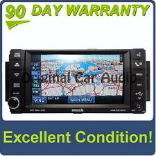 CHRYSLER DODGE JEEP MyGig GPS Navigation Sirius Radio CD DVD MP3 Player RER OEM