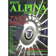 BMW Alpina Stories 1982-2002 Collection book From JAPAN