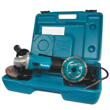 "Makita GA4530RKD 110v 115mm 4.1/2"" Angle Grinder kit * 3 year warranty option *"