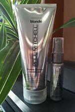 Paul mitchell  blonde conditioner 6.8 OZ + blonde dramatic repair 0.85 oz