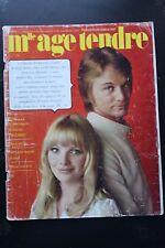 Mademoiselle Age tendre - N°52 - MARS 1969 / CLAUDE FRANCOIS SYLVIE SHEILA KIKI