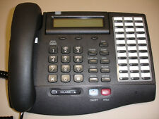 Five Refurbished Vodavi XTS 3015 Phones, 3015-71 Charcoal Black, 50 Available