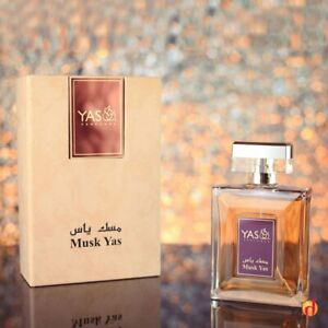 Musk Yas by Yas Perfumes 100ml/3.4 fl.oz. Spray Unisex SEALED -Express Shipping