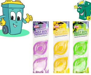 Bin Freshener Dustbin Scent Air Freshener Freshner Odour Remover