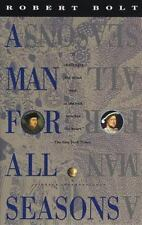 A Man for All Seasons: A Play in Two Acts by Bolt, Robert, Good Book