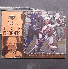 BILL GUERIN 1996-97 Upper Deck  Ice Acetate Parallel #35 New Jersey Devils