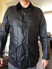 Barbour a prueba de agua ligera Chaqueta de Abrigo sylkoil Ashby para Hombres Talla XL al aire libre
