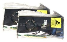 2 Lot New Dell X9YDW Nvidia Quadro FX 3800 1GB GDDR3 DUAL DP DVI Video Card
