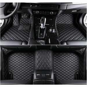 Suitable for Luxury custom Car Floor Mats For Acura TL ILX MDX RDX RLX TLX TSX
