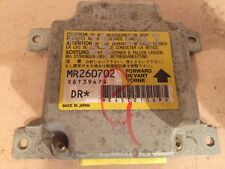 Mitsubishi Colt Airbag ECU MR260702 / X6T39474