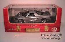 Guiloy 1991 Mercedes C-112 C112 Supercar Concept Coupe 6.01 V12 Silver 1/18 MINT