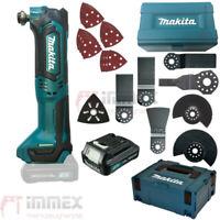 Makita TM30DY1JX5 Akku Multifunktionswerkzeug Multitool Fein 10,8V 1,5Ah Zubehör