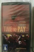 Time to Pay by Lyndon Stacey: Unabridged Cassette Audiobook (PP3)