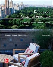 Focus on Personal Finance (Mcgraw-Hill/Irwin Series I Finance, Insurance, and…