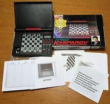 Scacchiera Elettronica - Saitek Kasparov Express - Schachcomputer Chess