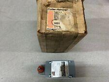 NEW IN BOX CUTLER HAMMER LIMIT SWITCH 10316H1002C