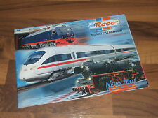 Roco Modelleisenbahnen News 2001 Modelleisenbahn Katalog 72 Seiten Eisenbahnen