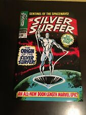 Silver Surfer Omnibus Vol. 1 by Marvel Comics (2020, Hardcover)