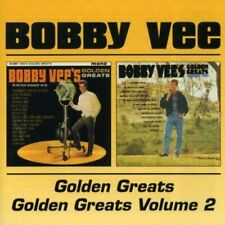 Bobby Vee - Golden Greats Vols 1 and 2 [CD]