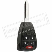 Replacement For 2008 2009 2010 2011 2012 Jeep Liberty Keyless Entry Key Fob