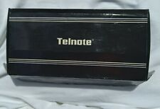 Telnote TL-1210 Large Screen Caller ID And Clock Bright Red LED Display