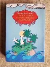 L'isola della Sacerdotessa dell'Amore - Christopher Moore - Elliot Edizioni